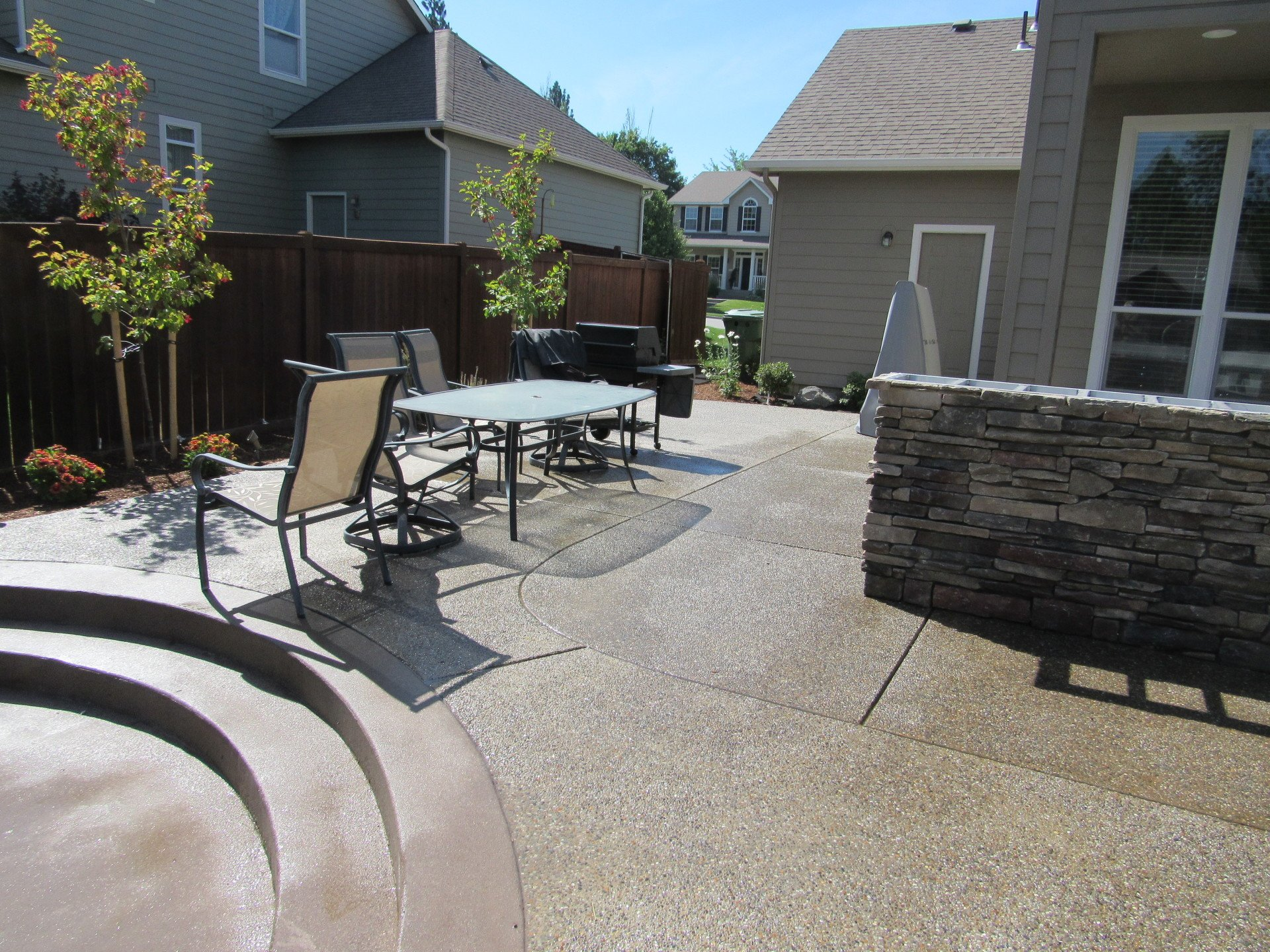 Concrete and Patios